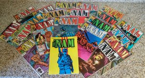 Large Lot of The Nam by Marvel Comics in Alamogordo, New Mexico