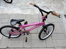 20''  Bike Pink Great Condition in Joliet, Illinois