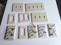 Misc. switch wall plates in St. Charles, Illinois