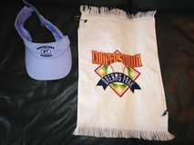 Cooperstown hat & towel in Joliet, Illinois