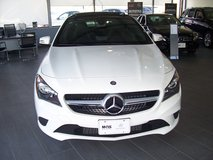 CAR OF THE WEEK 2016 Mercedes Benz CLA 4MATIC in Spangdahlem, Germany