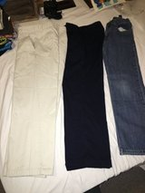 Boys size 12 pants in Warner Robins, Georgia