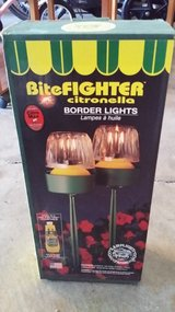 New Bite fighter citronella lights in Aurora, Illinois