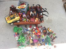 Big bunch of PlayMobile toys in Beaufort, South Carolina