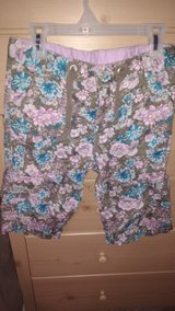 Faded Glory floral shorts size 12 in Camp Lejeune, North Carolina