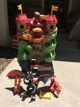 FP Imaginext castle in Beaufort, South Carolina