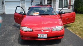 Nice!!2002 Chevy Monte Carlo! in Kankakee, Illinois
