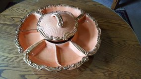 694 California pottery serving tray beautiful in Shorewood, Illinois