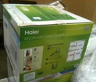 Large window air conditioner Haier 10K BTU, new in box in Tacoma, Washington