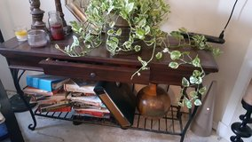 Sofa Table with 2 End Tables in Plano, Texas