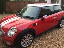2010 MINI COOPER (UNION JACK) in Lakenheath, UK