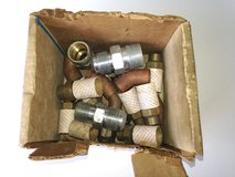 Asstd. brass & copper fittings in St. Charles, Illinois