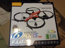 6 axis quadcopter F182 in Houston, Texas
