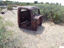 1940's Pick Up Truck cab for Rat Rod build in Alamogordo, New Mexico