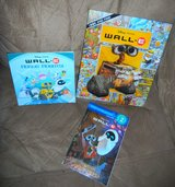 Disney Wall-E Book Lot Search Look & Find HC + 2 PB Books in Houston, Texas