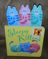 Sleepy Kittens Despicable Me Board Book Kitty Cat in Houston, Texas