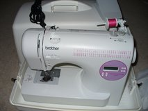 Sewing Machine/Brother Model CP6500/NEW/with Case in Elgin, Illinois