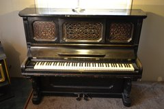 Restored Upright Grand Piano in Fort Lewis, Washington