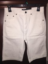NEW White Boy Shorts (size16) in Spring, Texas