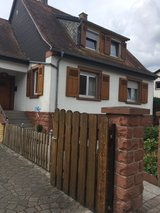 Cosy freest.-house, 3 bedrm, 2 bathroom in Enkenbach-Alsenborn, so close to all in Ramstein, Germany