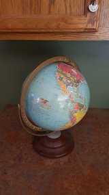 "Vintage 10"" globe in Plainfield, Illinois"