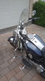 Harley Davidson Road King 2009 pcs sale in Aviano, IT