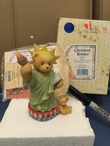 Cherished Teddies #305979 Liberty in Ramstein, Germany