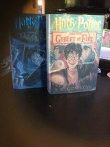 Harry Potter hard cover year 4/5 like new in Vacaville, California