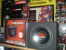 500 WATTS BASS PKG in Miramar, California