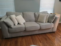 New couch, matching chair and ottoman in Joliet, Illinois