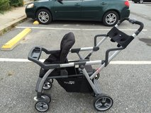Joovy Varylight double Stroller in Birmingham, Alabama