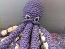 Crochet Octopus in Colorado Springs, Colorado