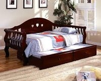 Cherry Wood Daybed in Fort Irwin, California