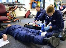EMT course in Vista, California