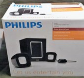 REDUCED!!!!!!Philips SPA2360/05 Multimedia Speaker System 2.1 in Watertown, New York