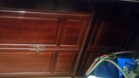 Cherry TV  armoire in Conroe, Texas