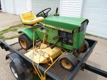 "Wanted: Any John Deere Non-Operating Riding Lawn Mowers For ""Free"". in Quad Cities, Iowa"