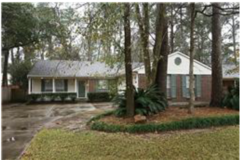 3/2/2 NICE SINGLE FAMILY HOME, NEW PAINT, CARPET, LARGE ROOMS, PRIVATE BACKYARD in Conroe, Texas