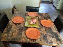 Dining room pub table and 4 chairs in Kankakee, Illinois