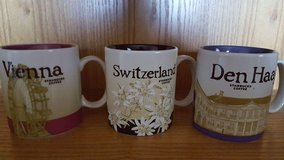 Starbucks City Icon Mug Collection - Giftable! in Glendale Heights, Illinois