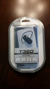 Bluetooth headset NEW in box in Cherry Point, North Carolina