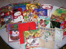 Xmas gift bags in St. Charles, Illinois