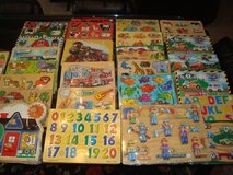 TONS OF PUZZLES in Tinley Park, Illinois