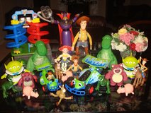 TONS OF TOY STORY TOYS in Chicago, Illinois