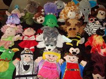 TONS OF HAND PUPPETS in Tinley Park, Illinois