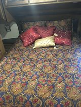 Chaps Queen/Full comforter w Shams in Kingwood, Texas