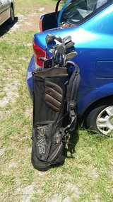 complete golf set  king snake and a few extrataylor made in Beaufort, South Carolina