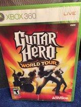 Guitar Hero for Xbox 360 in Yorkville, Illinois