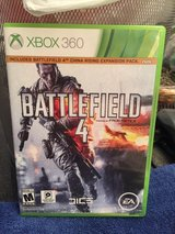Battlefield 4. XB360 in Yorkville, Illinois