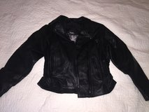 Leather Motorcycle Jacket in Katy, Texas